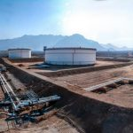 Isfahan Refinery Gasoline Production Units Feed Tanks Connection Lines